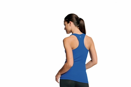 alo Women's Tank Top: Racer-Back Bamboo (W2006)