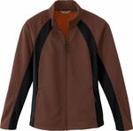 North End Women's Jacket: Bonded Fleece (78072)