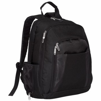 Port Authority Backpack: RapidPass Denier/Dobby with Laptop Sleeve/Audio Pocket (BG109)
