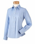 Chestnut Hill Women's Oxford Shirt: Executive Performance Pinpoint (CH620W)
