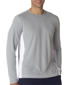 alo Men's T-Shirt: Long-Sleeve Performance (M3002)