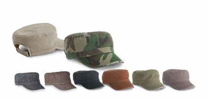 alternative Military Cap: 100% Cotton Fidel (AH76)