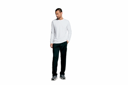 alo Men's T-Shirt: Long-Sleeve Edge (M3021)