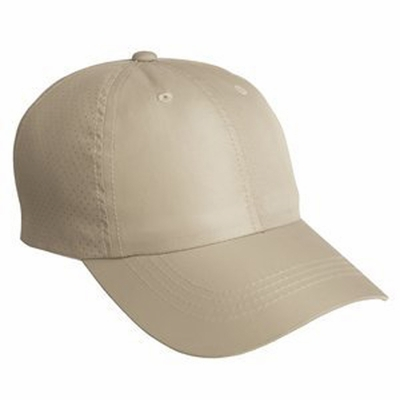 Port Authority Cap: Perforated (C821)