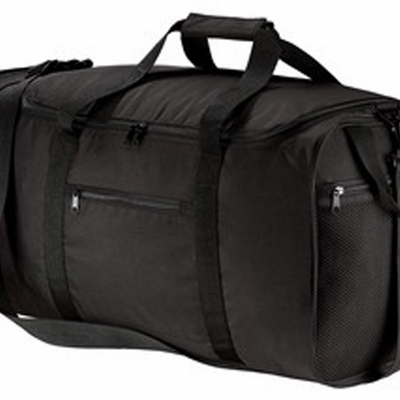 Port Authority Duffel Bag: Packable Travel Polyester (BG114)