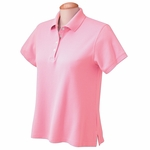 Chestnut Hill Women's Polo Shirt: 100% Cotton Performance Plus Pique (CH100W)