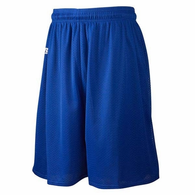 Russell Athletic Men's Shorts: 100% Nylon Tricot Mesh 9-Inch (659AFM)