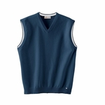 Il Migliore Men's Sweater Vest: Cotton Blend (81009)