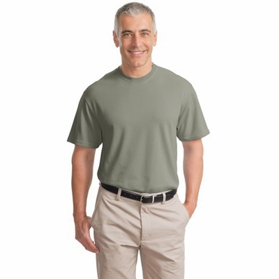 Port Authority Men's T-Shirt: Rapid Dry Crew (K450)