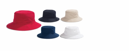 Big Accessories Bucket Hat: 100% Cotton Crusher (BX003)
