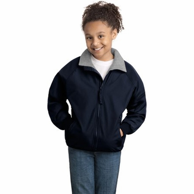 Port Authority Youth Jacket: Challenger Insulated Full-Zip (Y754)