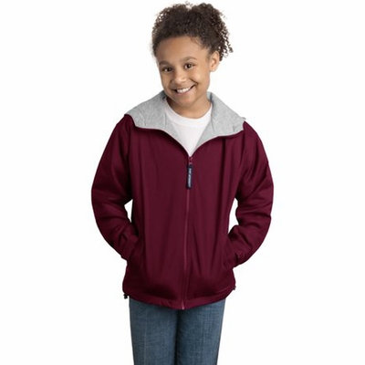 Port Authority Youth Jacket: Team (YJP56)