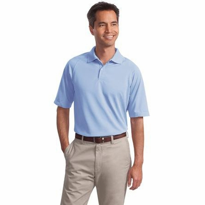 Port Authority Men's Polo Shirt: Dry Zone Ottoman (K525)