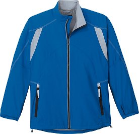 North End Men's Jacket: Lightweight Color-Block (88155)