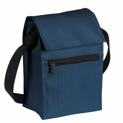 Port Authority Cooler Bag: Poly Insulated Waterproof Lined with Web Carrying Strap (BG115)