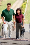 Chestnut Hill Men's Polo Shirt: Technical Performance (CH365)