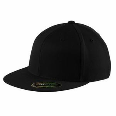 Port Authority Cap: Flexfit Flat Bill (C808)