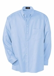 Ash City Men's Twill Shirt: Long Sleeve Cotton Blend (87015)