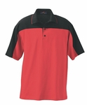 Ash City Men's Polo Shirt: 100% Cotton Jersey Color Block (225478)
