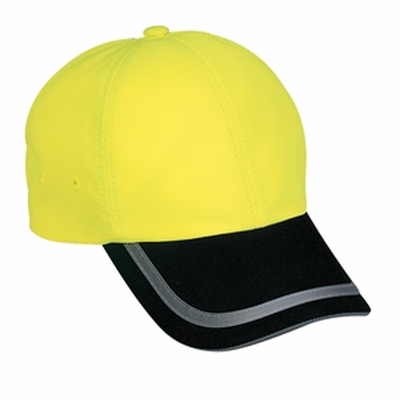 Port Authority Safety Cap: Mid-Profile (C836)