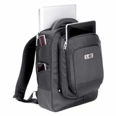 ful Backpack: Brooklyn 2-in-1 with MacBook Compartment and Detachable Tablet Case (AP5210)