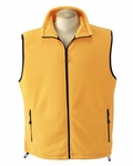 Devon & Jones Men's Vest: Wintercept Fleece (D770)