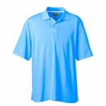Ashworth Men's Polo Shirt: 100% Cotton EZ-Tech Pique (1139)