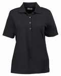 Ashworth Women's Polo Shirt: High Twist Cotton Tech (1147C)
