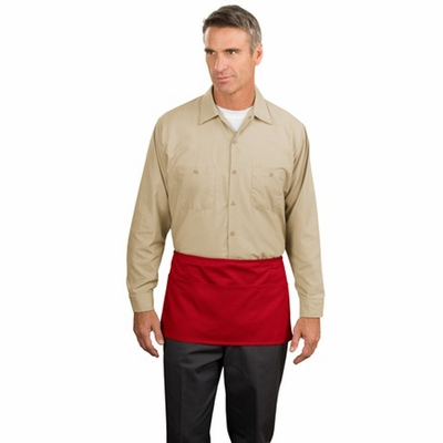 Port Authority Apron: 100% Cotton Waist Pockets (A515)
