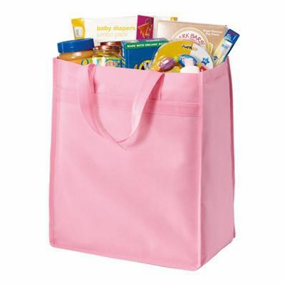 Port Authority Grocery Tote: Polypropylene(B159)