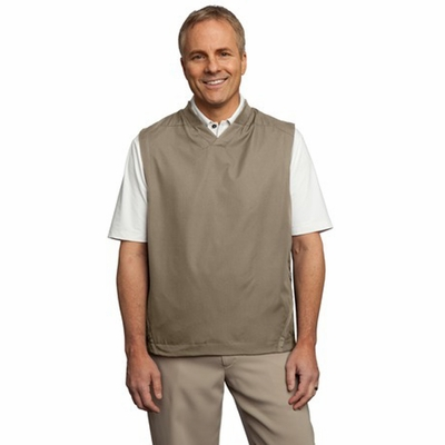 Port Authority Men's Wind Vest: Pullover (J702)