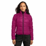 First Ascent Women's Jacket: Down Lightweight Puffy (FA801)