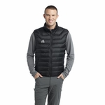First Ascent Men's Vest: Lightweight Goose Down Full-Zip (FA802)
