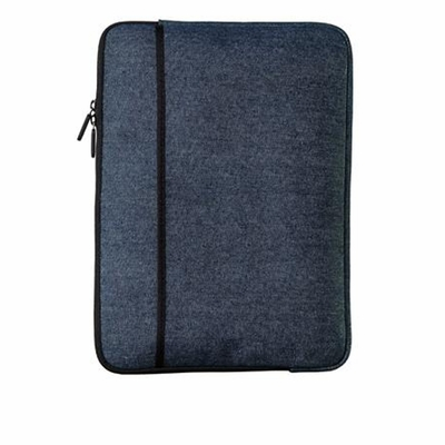 Port Authority Laptop Sleeve: Classic Plaid/Denim 14.1-Inch (BG652M)
