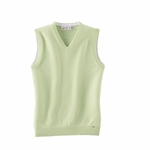 Il Migliore Women's Sweater Vest: Cotton Blend (71003)