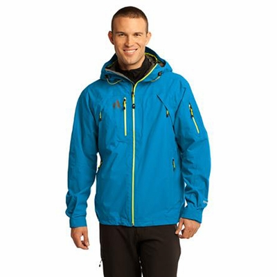 First Ascent Men's Jacket: Full-Zip Weather Resistant (FA810)