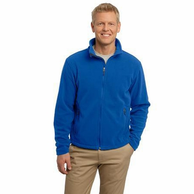 Port Authority Men's Jacket: Value Fleece Full-Zip (F217)