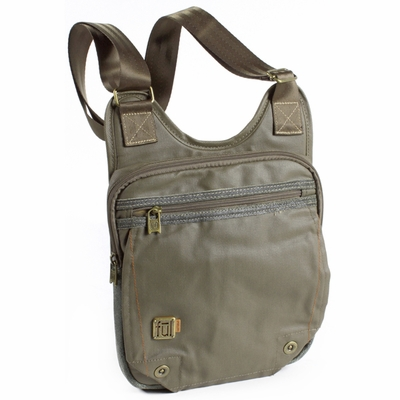 ful Messenger Bag: Strummer with Tablet Sleeve (NS6188)