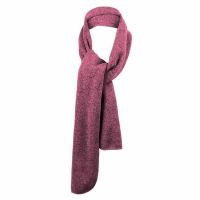 Port Authority Scarf: Heathered Knit Sweater Fleece (FS05)