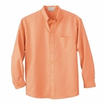 Il Migliore Men's Dress Shirt: Long Sleeve Wrinkle Resistant Yarn-Dyed Striped (87022)