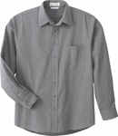 Il Migliore Men's Dress Shirt: Primalux End-On-End (87035)