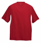 Il Migliore Men's T-Shirt: Performance Color Block Crew Neck (85062)