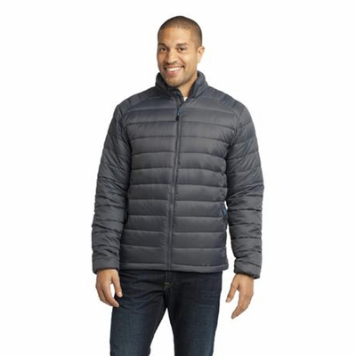 Port Authority Men's Jacket: Mission Puffy Lightweight (J313)