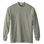Il Migliore Men's Mock Turtleneck: 100% Cotton Interlock (85070)