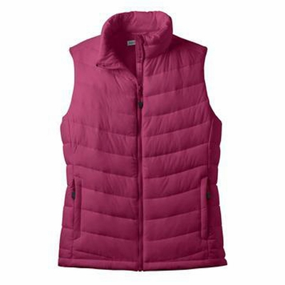 Port Authority Women's Vest: Lightweight Mission Puffy (L314)