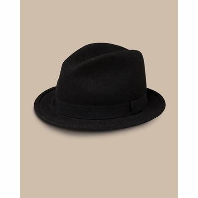 alternative Brim Hat: (H0093A4)