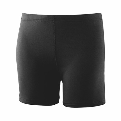Augusta Sportswear Women's Shorts: Poly/Spandex Blend Low Rise with Moisture-Wicking (742)