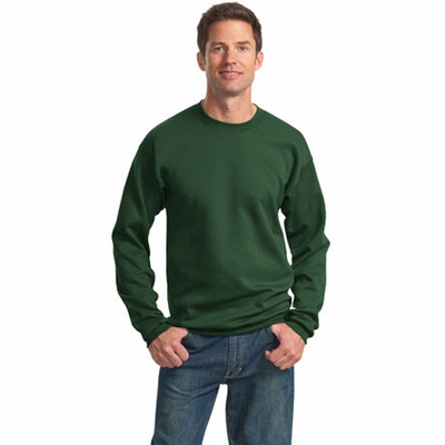 Port & Company Men's Sweatshirt: 7.8-Oz Crewneck (PC78)