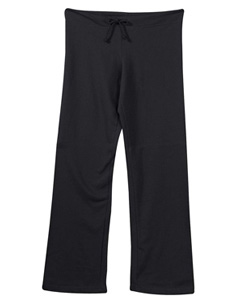Bella Girl's Sweatpants: 100% Cotton Straight Leg (9017)