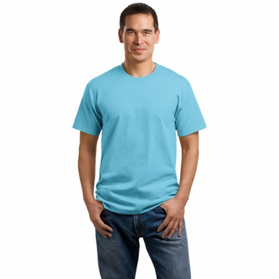 Port & Company Men's T-Shirt: 5.4-oz 100% Cotton (PC54)